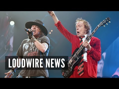 Will AC/DC Continue With Axl Rose?