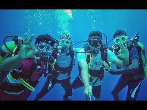 Scuba Diving   Lakshadweep   2017   GoPro Hero 5   4K   Kavaratti