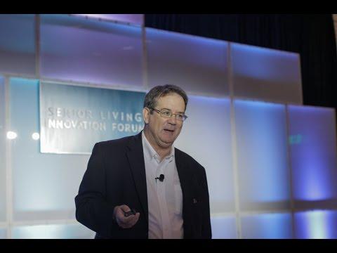 Ambient Intelligence in Senior Living | Ron Galloway | Senior Living Innovation Forum