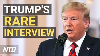 Trump Speaks Out on Biden, Future Plans; Thousands Still Without Power, Water; Leaked Facebook Video