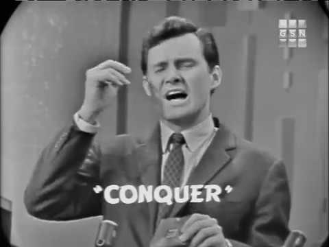 PASSWORD 1964-04-23 Nanette Fabray & Orson Bean