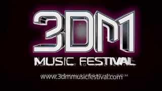3DM Music Festival 2014 Official Trailer