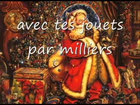 Petit papa Noël - paroles, lyrics