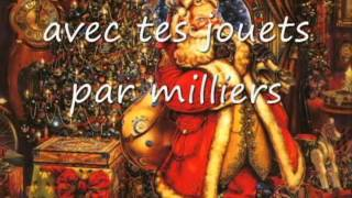 Petit papa Noël - paroles, lyrics