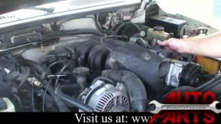 1996 Ford Explorer AC Compressor Repair Part 2