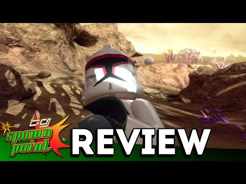 LEGO Star Wars 3: The Clone Wars | Game Review