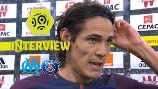 Interview de fin de match : Olympique de Marseille - Paris Saint-Germain (2-2) / 2017-18