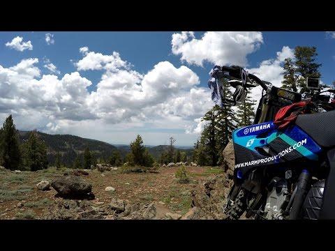 GoPro HERO4 Black - Moto Exploration/ Enduro Training - Stanislaus National Forest, CA