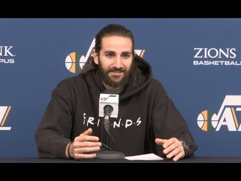 Ricky Rubio—2019 locker room clean out