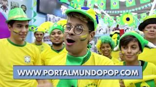 PROMOÇÃO BRASIL CAMPEÃO MUNDO POP