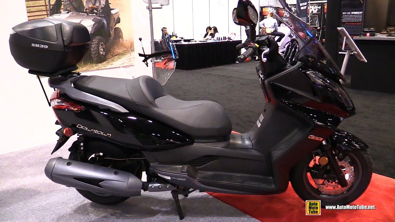 2016 kymco downtown 300i scooter walkaround 2015. Black Bedroom Furniture Sets. Home Design Ideas