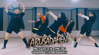 MC Gustta e MC DG - Abusadamente (Live Sound) : Gangdrea Choreography