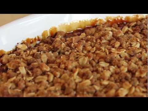 Crispiest Apple Crisp Ever! Easy Apple Crisp Recipe with Ultra Crispy Topping