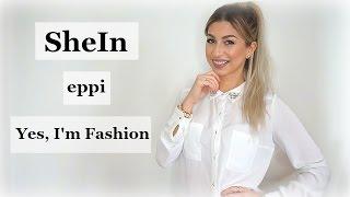 TRY-ON HAUL | CO JSEM ULOVILA?! | Yes, I'm Fashion, eppi, SheIn, CCC