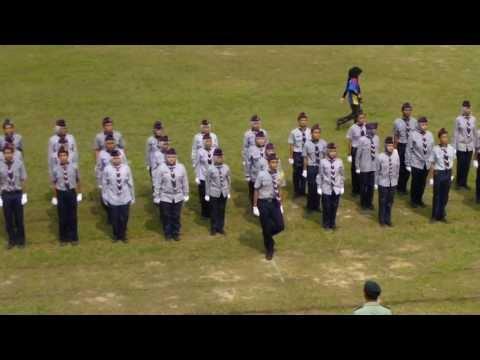 [SMKDE] Kawad Kaki Formasi 2013 (Pengakap)