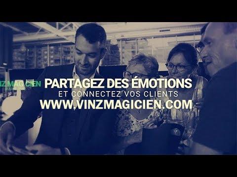 Vinz Magicien Mentaliste Magie IPAD