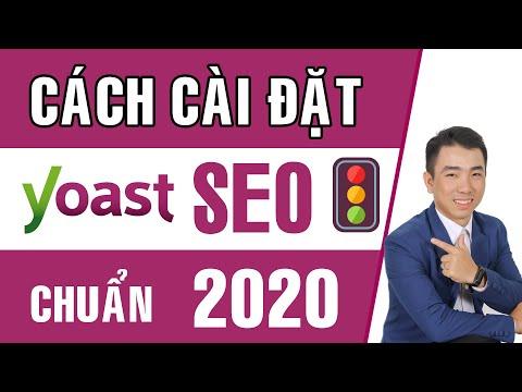 Hướng dẫn cách cài đặt Yoast SEO WordPress mới nhất 2020 giúp bài viết lên top nhanh