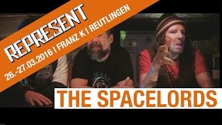 REPRESENT-TV | Reutlingen | 2016 | The Spacelords