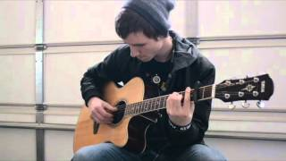 Lost it All by Black Veil Brides (Acoustic Cover)