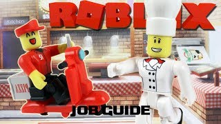 Roblox Guides - Work At a Pizza Place | All Jobs Guide