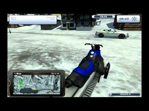 Lets Play Ski Region Simulator 2012 - Ep 002