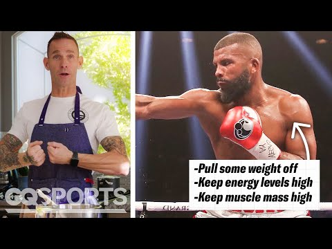 How Boxer Badou Jack's Nutritionists Prep His Meals | The Assist | GQ Sports