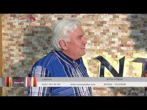 CANTOY BEBE YILDIRIM BURSA / HAYIRLI İŞLER RUMELİ TV