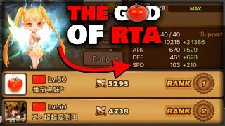 The BEST Account In Summoners War (🍅 Has No Competition)