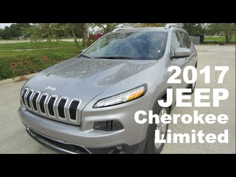 2017 Jeep Cherokee Limited Full Review It Has A Plug You