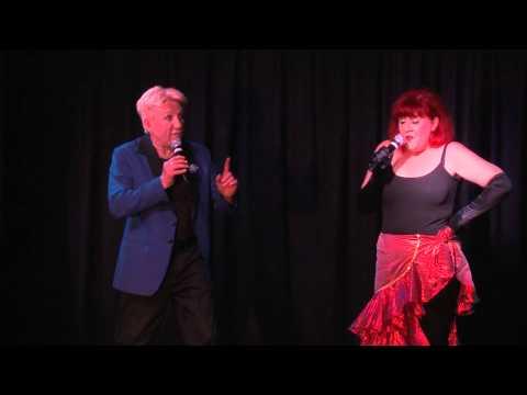 The RED HOT RETRO Cabaret Show - Showreel 2015 Sydney Australia