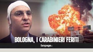 Esplosione Bologna, i carabinieri feriti: