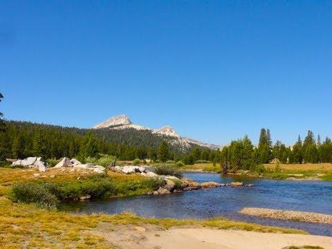 Yosemite National Park: Tuolumne Meadows (in HD)