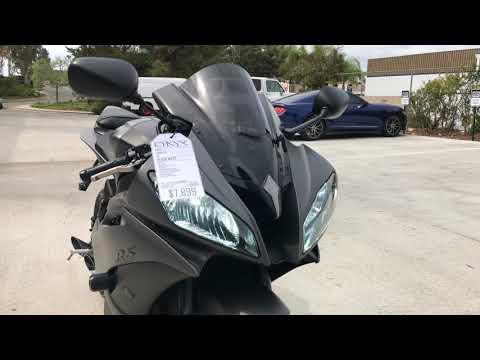 2013 Yamaha R6 / Toce Exhaust Sound Clip