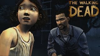 The Walking Dead. Episode 1: A New Day. Perfect Walkthrough Part 1