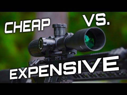 Rifle Scopes Explained Cheap Scopes Vs. Expensive Scopes