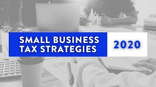 Here's to a full range of 2020 small business tax strategies with mark j kohler! sign up for one my owners workshop's here: (6+ hours live in...