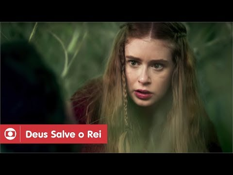 Deus Salve o Rei: veja as primeiras cenas da nova novela das 7