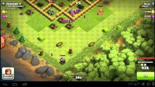 Clash of Clans #011 - BrennerchenCOC [Battle Rate]