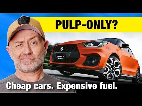 Cheap cars that drink expensive fuel | Auto Expert John Cadogan