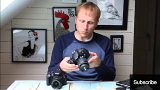 Canon T5i(700D) First Look & First Thoughts