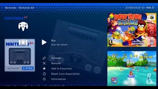 Download Video/Audio Search for retroarch switch , convert