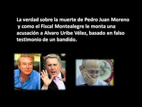 """"""" La verdad sobre la muerte de Pedro Juan Moreno """""""