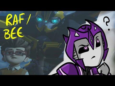 Jetstream: Transformers Prime - Raf/Bumblebee