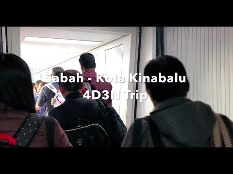 Sabah - Kota Kinabalu Trip