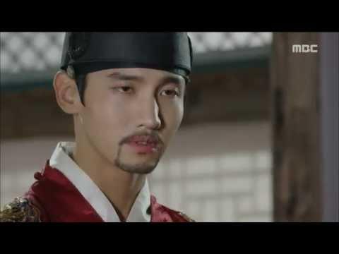 [Scholar Who Walks The Night] 밤을 걷는 선비 17회 - Shim Chang-min says sorry 20150902