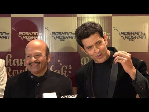 Hrithik Roshan Relives Childhood Memories With Uncle Rajesh Roshan