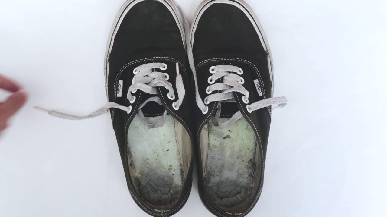 Repairing my old Vans Shoes