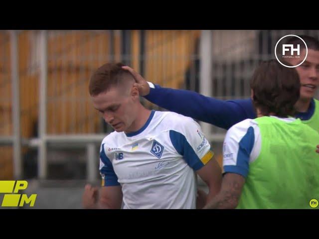 Динамо – Зоря. ПОВНИЙ МАТЧ - Football Hub