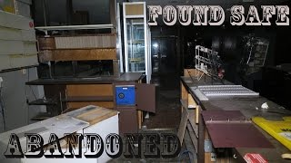 (SAFE FOUND) 24 HOUR OVERNIGHT CHALLENGE AT HAUNTED ABANDONED TRUCK STOP