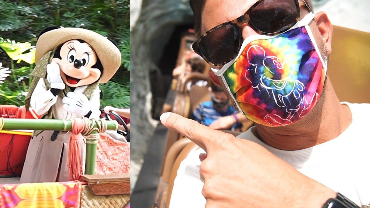 A Fun Summer Day At Disney's Animal Kingdom!   Rides, Wait Times, Food & A Little Walking Tour!